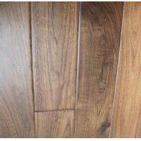Buy cheap American Black Walnut Engineered Flooring, handscraped surface from wholesalers