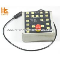 Buy cheap OEM Metal Asphalt Paver Parts Dynapac Remote Side Control Box from wholesalers