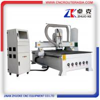 Buy cheap Hot sale Wood Engraving Machine 1325 with vacuum table and dust collector 1300*2500mm product