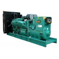 Buy cheap 220V/380V Rated Voltage AC Cummins Diesel Engine Generators Three Phase 500KW/625KVA from wholesalers
