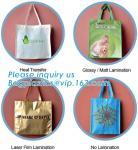 Buy cheap Metallic Laminated Bags Cooler Bags Zipper Bags Wine Bottle Bags Drawstring Bags Shoulder Bags/Postman bag Garmemt Bags from wholesalers