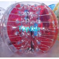 Buy cheap Colour Inflatable Bumper Ball Human Bubble Soccer Ball Roll In Garden Yard from wholesalers