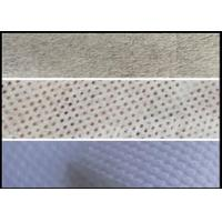 Buy cheap Washable Spunlace Nonwoven Fabric , Non Woven Cellulose Fabric Good Ventilation from wholesalers