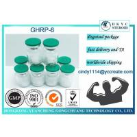 Buy cheap GHRP6 Human Growth Peptides Steroids Ghrp 6 87616-84-0 for Muscle Gaining from wholesalers
