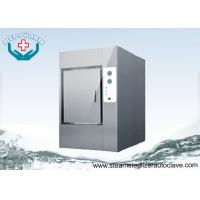 Buy cheap Motorized Hinge Door Autoclave Steam Sterilizer With Silicone Gasket from wholesalers