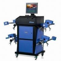 Buy cheap Four-wheel Alignment, CE Certified from wholesalers