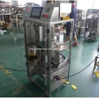 Buy cheap Automatic Vacuum Tea Bag Packing Machine with Inner Bag and Outer bag from wholesalers