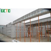 Buy cheap OEM Lightweight Aluminum  Formwork For Concrete Pouring In Walls/Beams/Stairs And Columns from wholesalers