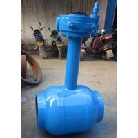 Buy cheap Underground Water / Oil 1200mm Welding Connect Ball Valve DN15 ~ DN1400 from wholesalers