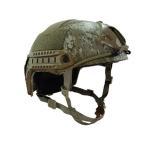 Buy cheap Men Ballistic Military Bulletproof Helmet Lightweight , Army Ach Helmet from wholesalers