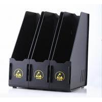 Buy cheap Permanent ESD Safe Magazine File Holder With 1 / 2 / 3  Compartments from wholesalers