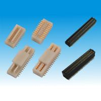 Buy cheap Durable 0.5mm Board To Board Connector PA9T LCP Electrical Equipment Use from wholesalers