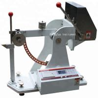 Buy cheap Full Automatic Corrugated Paper Testing Equipment / Carton Puncture Strength Tester from wholesalers