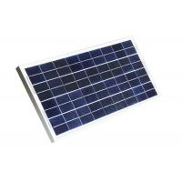 Buy cheap Environmental Friendly Solar Electric Panels , High Efficiency Solar Power Panels from wholesalers