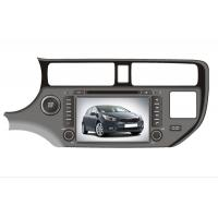 Buy cheap Car Radio DVD with DVD player for KIA K3  Kia RIO 2012 TOUCH Screen Bluetooth FM from wholesalers