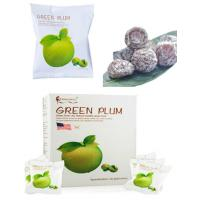 Buy cheap Best Share Green Plum for Detox Enzyme Dried Green Detox Plum for Bloating Waist Slimming from wholesalers