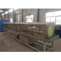 Buy cheap Water Pe Pipe Extrusion Line / Making Machinery , Bule Plastics Extrusion Machinery from wholesalers