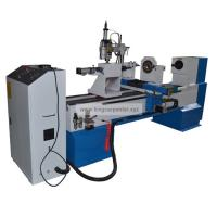 Buy cheap CNC wood carving lathe machine KC1530-S from wholesalers