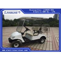Buy cheap 4 Person Electric Golf Carts , Mini Battery Operated Golf Buggy Safety For Children from wholesalers