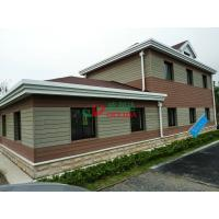 Buy cheap Customized WPC Exterior Wall Cladding Weather Resistant Fire Resistance No Cracking from wholesalers