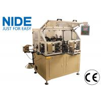 Buy cheap Manual Motor Rotor Winding Machine Touch Screen For Hook Type Commutator Armature from wholesalers