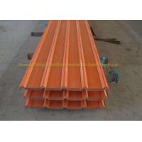 Buy cheap ASTM A755 Galvanized gi Corrugated Metal Roofing Sheets For Walls Roof from wholesalers