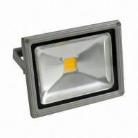 Buy cheap LED Floodlight with 20W Power, 110/220V AC Working Voltage product