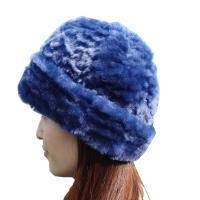 Buy cheap 6 Panel Sheepskin Beanie Hat Shearling Lamb Fur Soft Warm For Winter from wholesalers