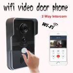 Buy cheap HD Smart Wireless Doorbell , Wireless Video Intercom Doorbell One Year Warranty from wholesalers
