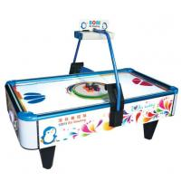 Buy cheap Hot Sale Indoor Playground Equipment Air Hockey Coin Operated Air Hockey Table 2 Players Game Machine For Playground from wholesalers