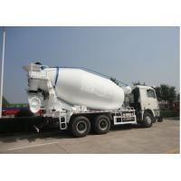 Buy cheap 370hp Ready Mix Cement Mixer Truck for construction industry from wholesalers