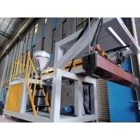 Buy cheap 0.1mm Cast Film Extrusion Machine Manufacturers Cast Film Production Line from wholesalers