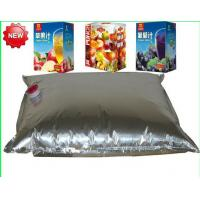 Buy cheap Aluminum Foil Bib Bag In Box 3 L Apple Or Orange Juice With Tap from wholesalers