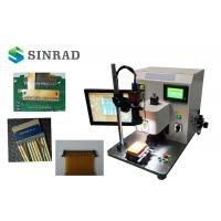 Buy cheap iphone connector pulse soldering machine hot bar machine for precision cable soldering from wholesalers