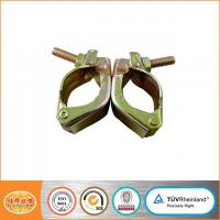 Buy cheap Best Price! EN74 pressed swivel coupler scaffolding couplers/clamps for Scaffold Structure from wholesalers