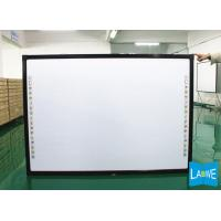 Buy cheap Educational IR Infrared Interactive Whiteboard Digital With Speaker from wholesalers