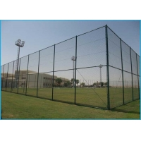 Buy cheap anti corrosion Basketball Court Diamond Chain Link Fence from wholesalers