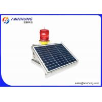Buy cheap Led Tower Light / Solar Powered Led Flashing Lights SUS304 Stainless Steel from wholesalers