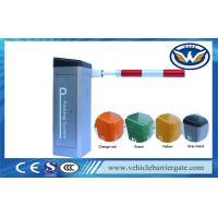 Buy cheap 0.9s/4s Fast Speed Toll Gate Barrier Boom System With Computer Control product