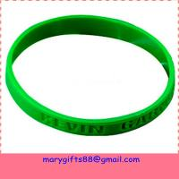 Buy cheap top quality silicone rfid bracelet from wholesalers