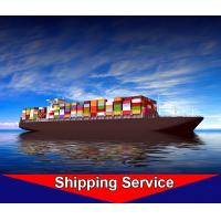 China Credible Sea Freight Forwarding Rates China To Worldwide Freight Forwarders on sale
