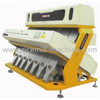 Buy cheap Intelligent Multifunction Rice CCD Color Sorter Machine Three Stages from wholesalers