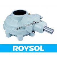 Buy cheap Manual Gearbox RB Multi-turn spiral bevel gearbox, valve gearbox, gear operator,  gear actuator from wholesalers