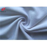 Buy cheap Soft Polyester Grey Minky Fabric / Knitted Velboa Fabric For Toy , 170cm Width from wholesalers