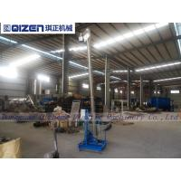 Buy cheap Plastic Material Flexible Spiral Conveyor , Customized Size Grain Screw Conveyor from wholesalers