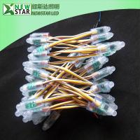 Buy cheap 12mm ws2811 full color led pixel string from wholesalers
