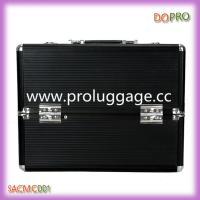 Buy cheap Large volume cosmetic train cases with brush holder box (SACMC001) from wholesalers