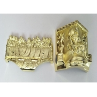 Buy cheap High Resistance Funeral Decorative 9-A# Casket Corners from wholesalers