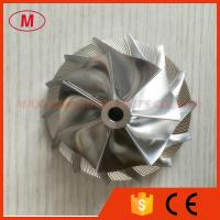 Buy cheap HX40/HE351 59.96/85.98mm 7+7 blades 4035879 high performance Turbo Billet compressor wheel from wholesalers