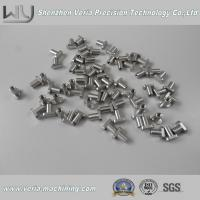 Buy cheap Precision OEM Stainless Steel CNC Lathe Turning Parts /CNC Machining Part Diameter 7mm from wholesalers